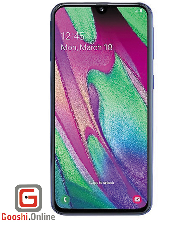 Samsung Galaxy A40 Duos with 4GB RAM - SM-A405FN/DS - 64GB