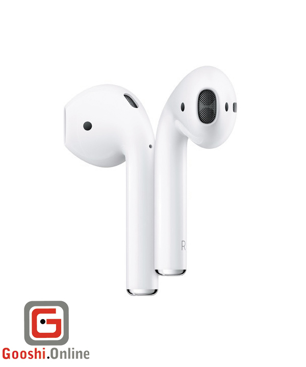 Apple AirPods 2 Bluetooth Handsfree with Charging Case - MV7N2