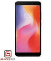 Xiaomi Redmi 6 with 3GB RAM - 64GB - Dual SIM